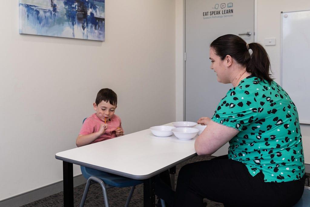 Feeding therapy | Eat Speak Learn